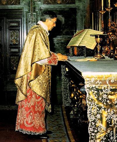 Traditional Latin Mass: History &